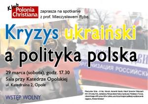Mieczysław Ryba w Opolu 29-03-2014
