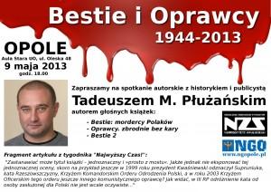 Tadeusz Płużański w Ipolu 09-05-2013
